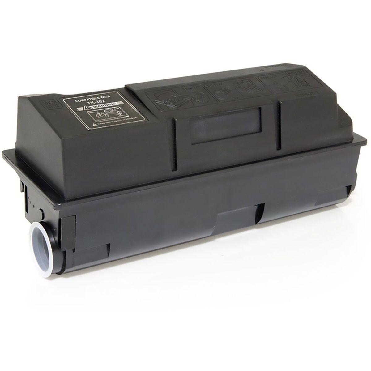 Toner compatível com KYOCERA TK362 TK360 FS 4020D FS4020 20.000 Páginas - Cartucho & Cia