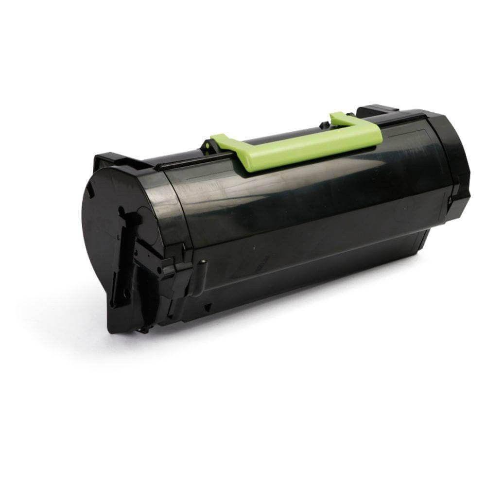Toner compatível com Lexmark [24D0021] Black MS717/MS718 - 25.000 Páginas - Cartucho & Cia