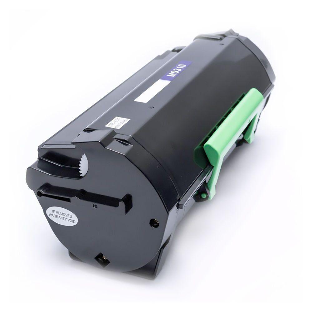 Toner Compatível com Lexmark MX710 MX810 MX811 MX812 Black 45.000 Páginas - Cartucho & Cia