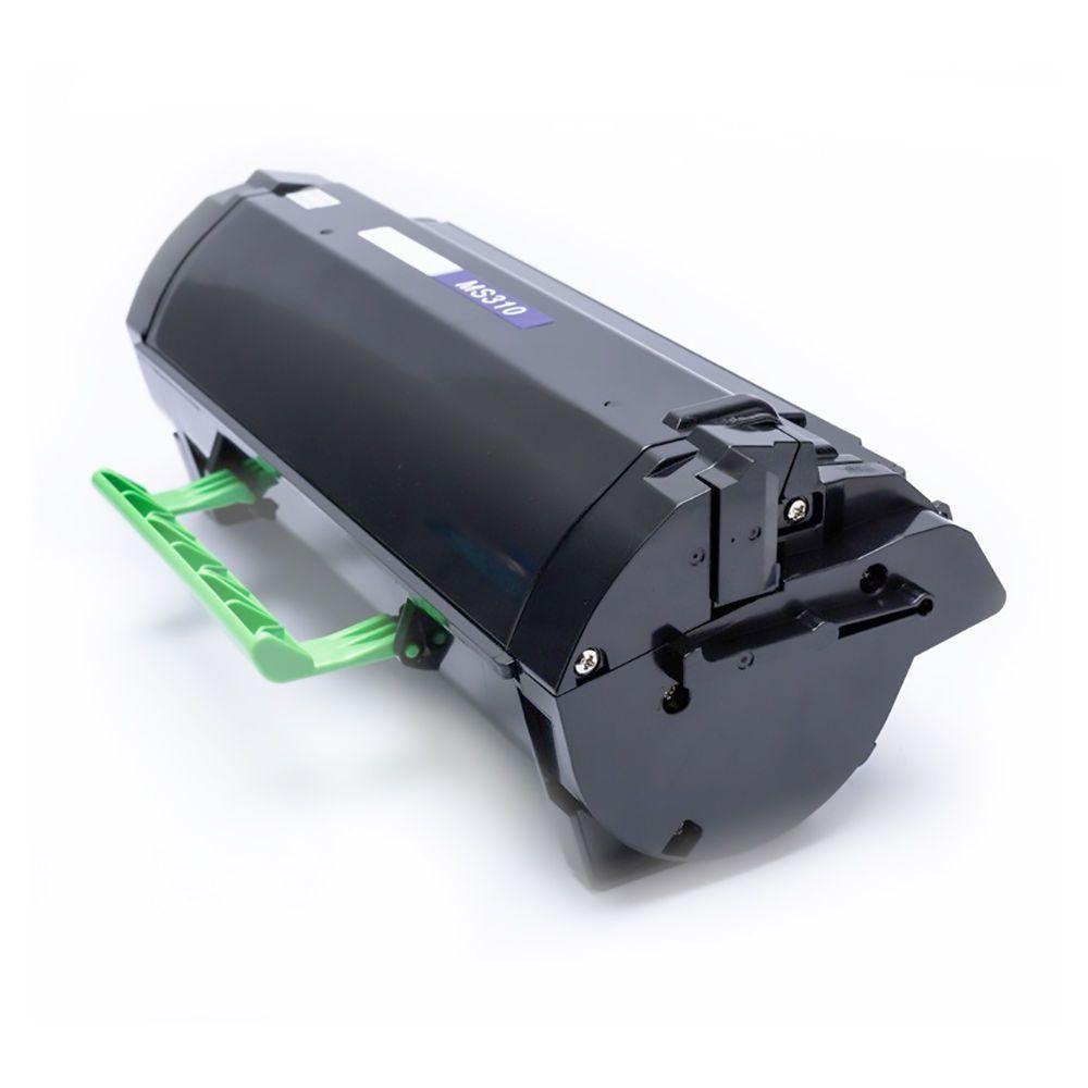 Toner compatível com Lexmark 624h MX710 MX711 MX810 MX811 25.000 Páginas - Cartucho & Cia