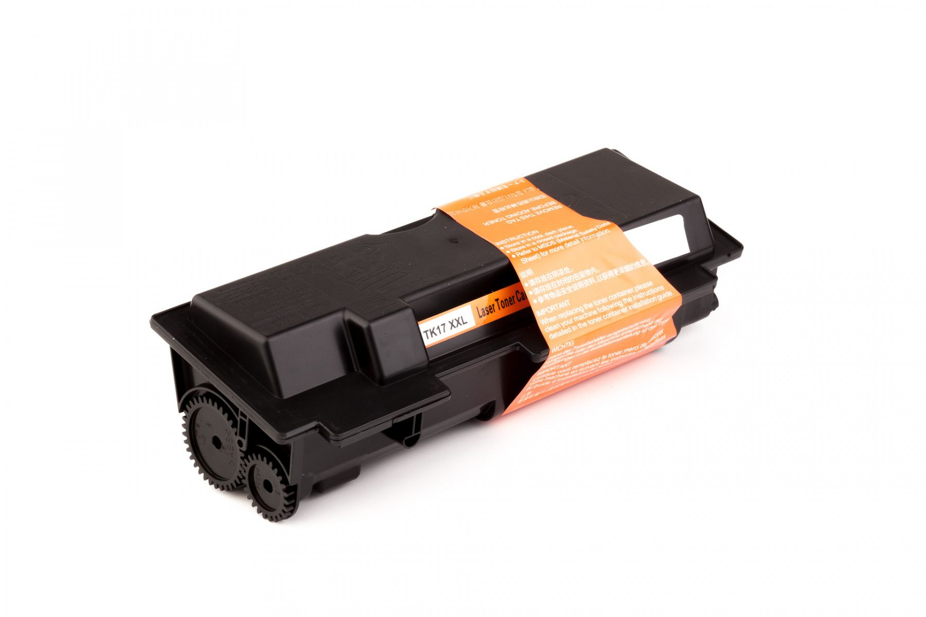 Toner compatível com KYOCERA TK172 FS1370 P2135 FS1320 FS1370DN P2135DN FS1320D 7.200 Páginas - Cartucho & Cia