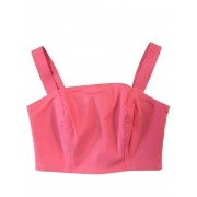 CROPPED SARJA PINK MLZ FOR EITH