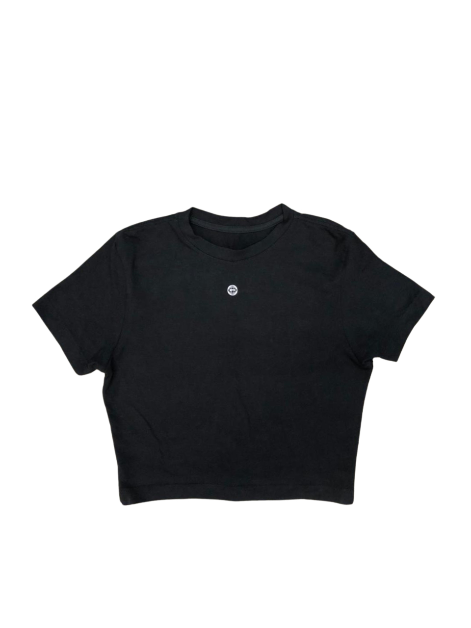 T-shirt  cropped logo globo
