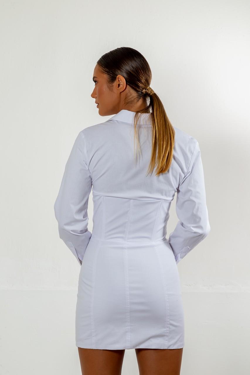 vestido corset