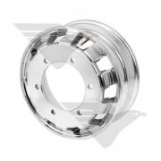 Roda de alumínio Neo Rodas aro 17,5 X 6,00 (6 furos) Accelo 715/815/915 e VW 9160  Modelo tradicional