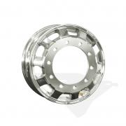 """Roda de alumínio Neo Rodas aro 22,5"""" x 8,25"""" (10 furos)"""