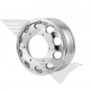 """Roda de alumínio Speedlite LT7 aro 17,5"""" X 6,00"""" (6 furos)"""