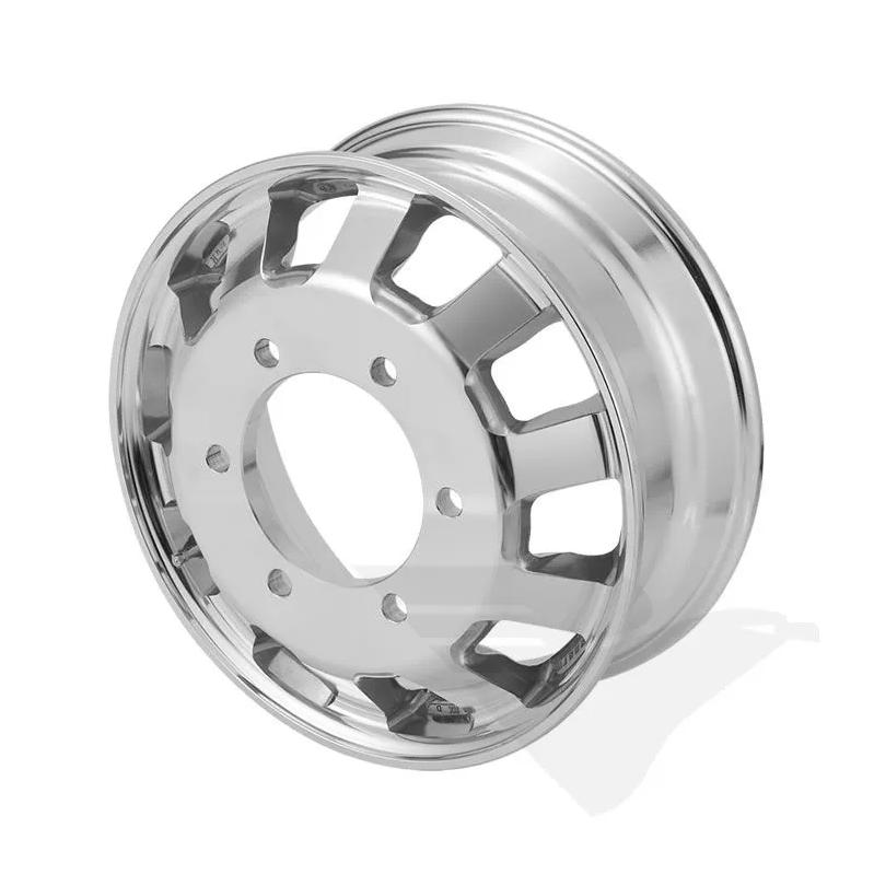 Roda de alumínio aro 17,5 x 6,00 (6 furos) Neo Rodas (Rodão)