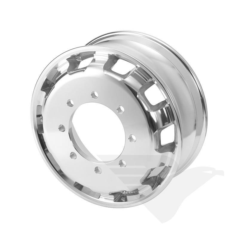 Roda de alumínio Italspeed aro 22,5 x 8,25 (8 furos)