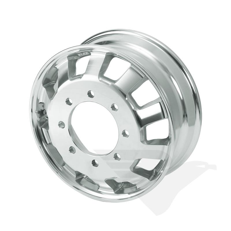 Roda de alumínio Neo Rodas aro 17,5 x 6,00 - (8 furos) para F-4000