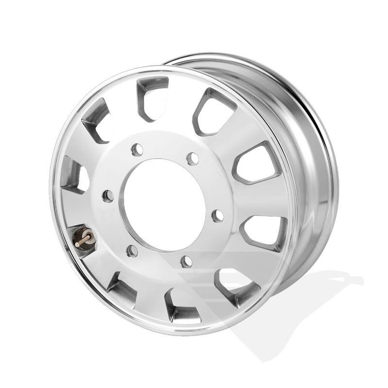 """Roda de alumínio para Ford Cargo 1119 - Italspeed 17,5"""" x 6,75"""""""