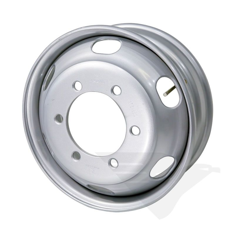 Roda disco Roadline aro 17,5 x 6,00 (6 furos)