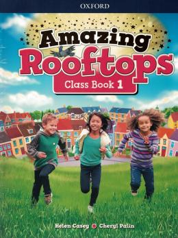 Amazing Rooftops 1 - Class Book