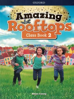 Amazing Rooftops 2 - Class Book