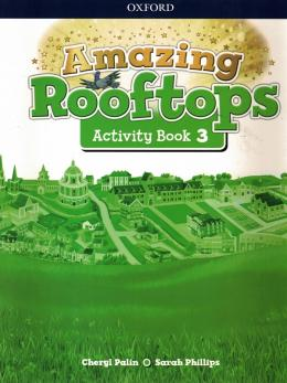 Amazing Rooftops 3 - Activity Book