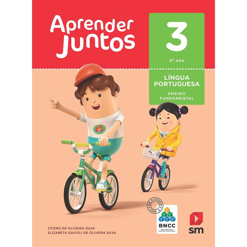 Aprender Juntos Língua Portuguesa 3º Ano