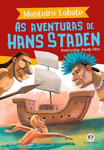 As Aventuras De Hans Staden