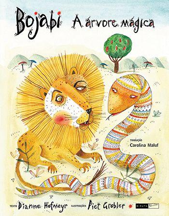 Bojabi Arvore Magica - Brochura