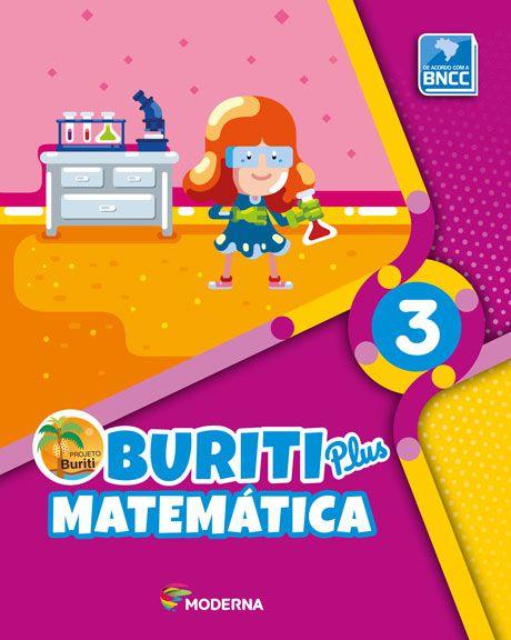 Buriti Plus - Matemática - 3ºano