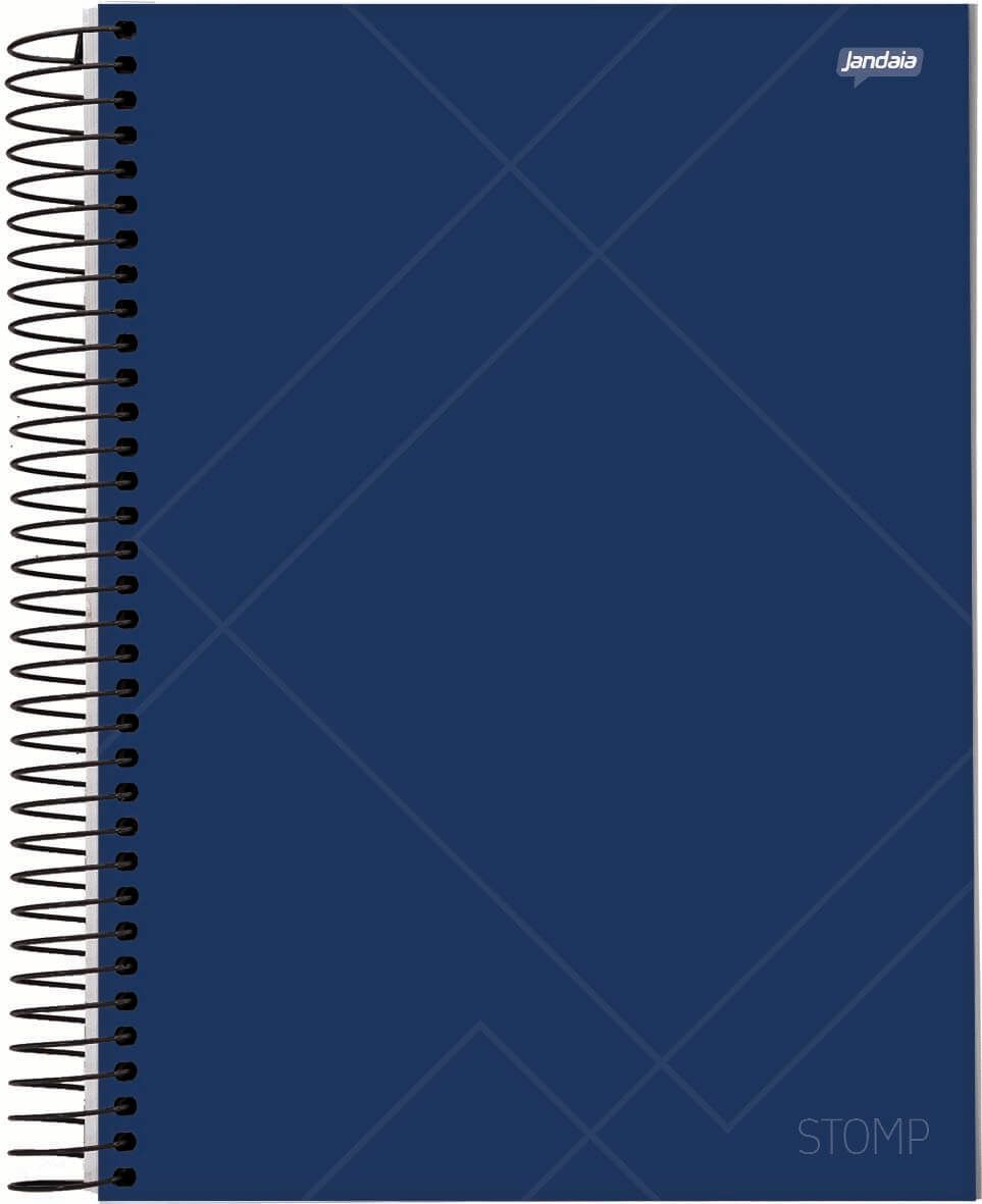 Caderno Universitário Espiral 96fls