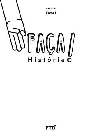 Conjunto Faça! História - 3º Ano