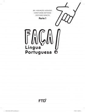 Conjunto Faça! Língua Portuguesa - 2º Ano