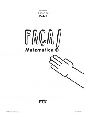 Conjunto Faça! Matemática - A Conquista - 5º Ano