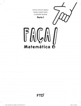 Conjunto Faça! Matemática - Saber - 2º Ano