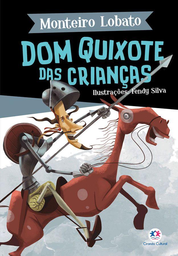 Dom Quixote Das Crianças
