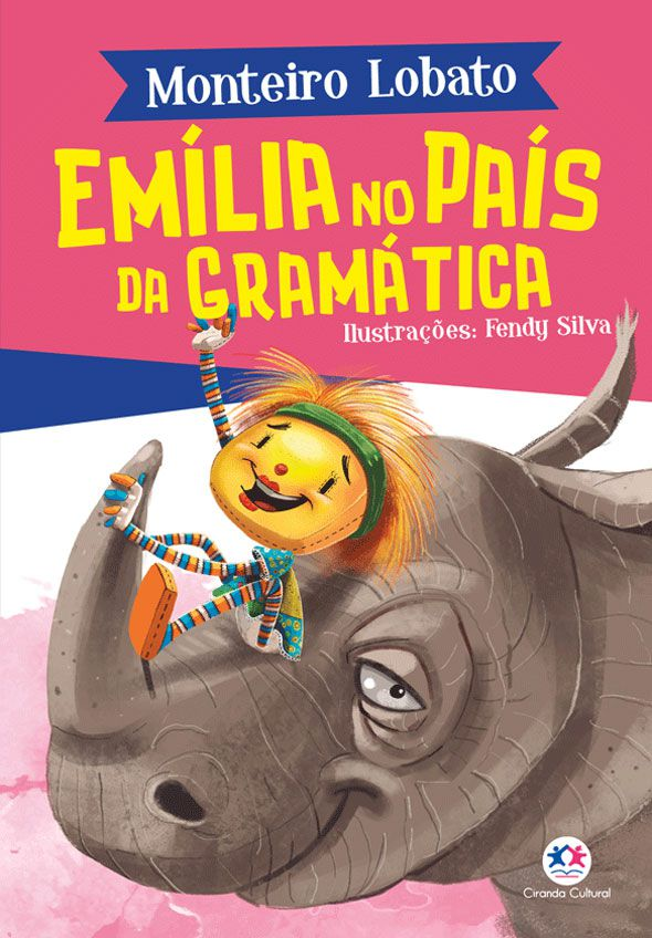 Emília No País Da Gramatica