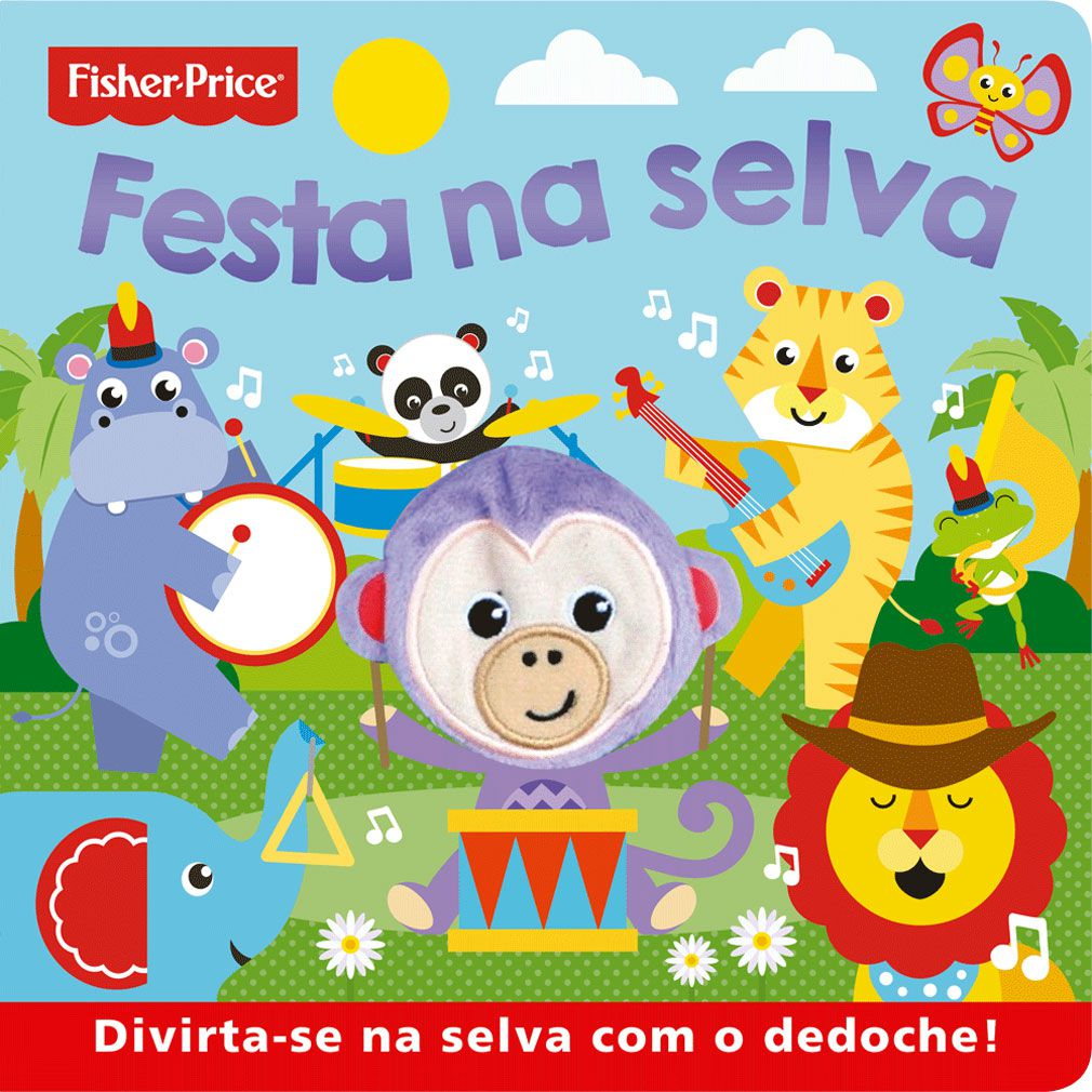 Fisher - Price - Festa Na Selva