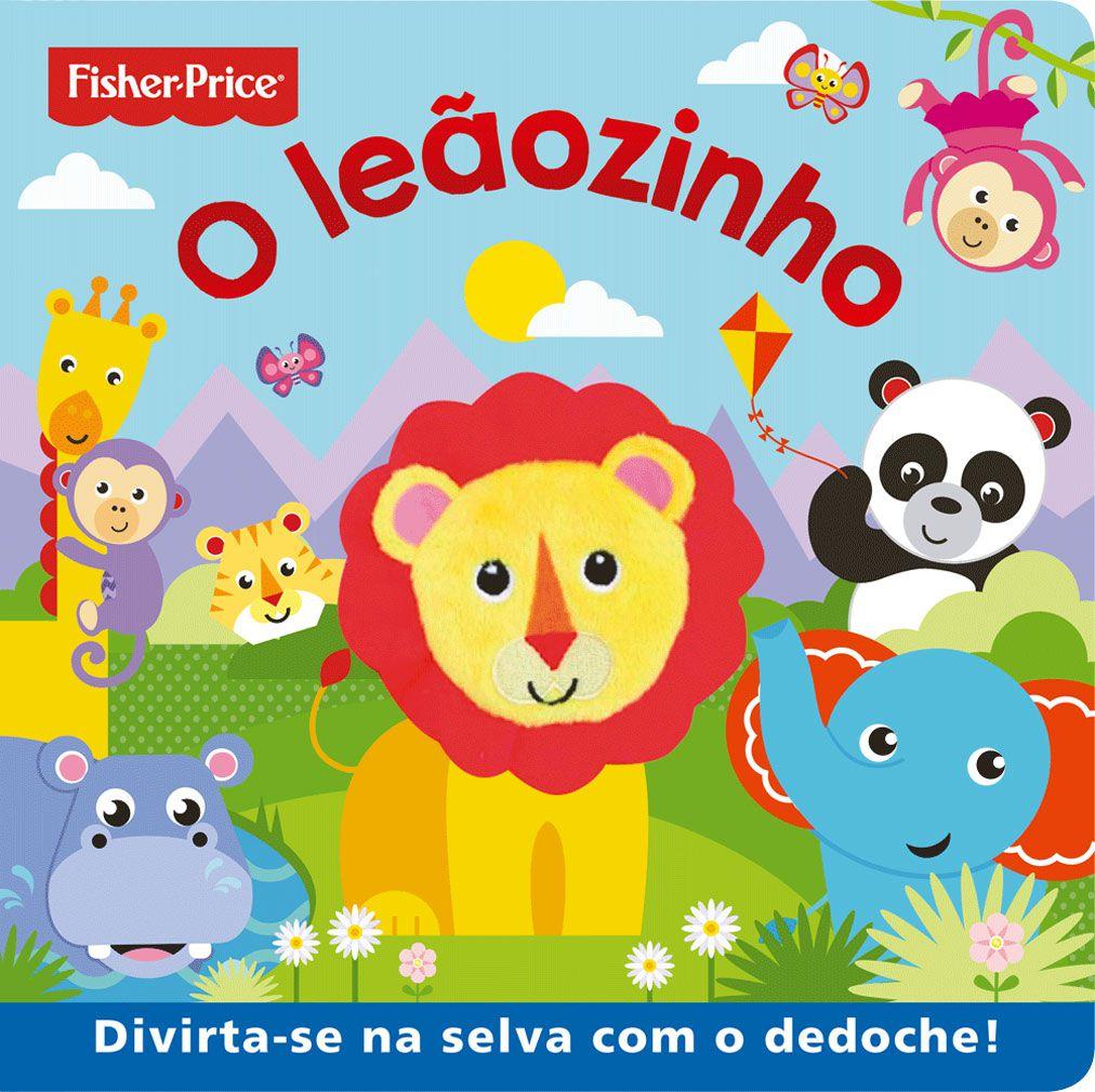 Fisher-Price - O leãozinho