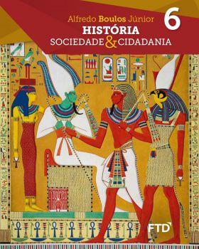 História Sociedade & Cidadania - Cad. Atividades - 6º Ano