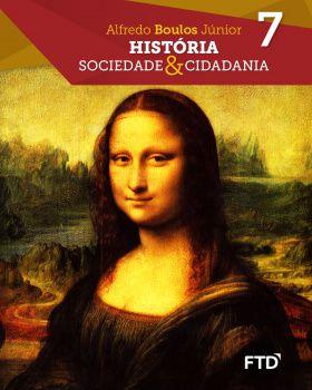História Sociedade & Cidadania - Cad. Atividades - 7º Ano