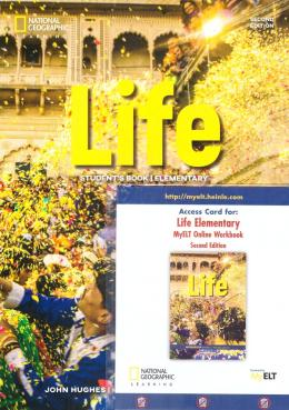 Life 2nd edition Elementary ST Book + Webapp (BRE)
