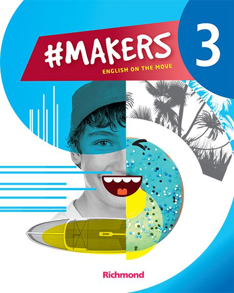#Makers 3 English On The Move