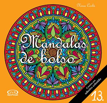 Mandalas De Bolso 13