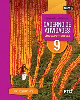 Panoramas - Cad. Atividades L. Portuguesa - 9º Ano