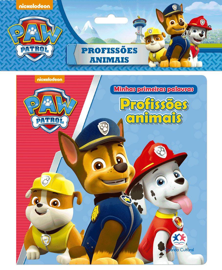Patrulha Canina - Profissões animais