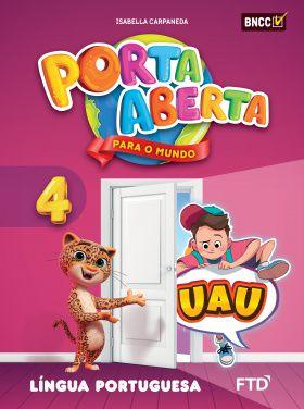 Porta Aberta Para O Mundo - Língua Portuguesa - 4º Ano