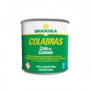Adesivo De Contato Colabras 200Gr Brascola