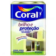 Brilho E Proteção Acrílico Semi Brilho 16L - CORES