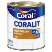 Coralit Fundo Sintetico Nivelador 0,9L