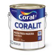Coralit Massa Para  Madeira 6Kg