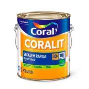 Coralit Secagem Rápida Balance Brilhante  3,6L - CORES