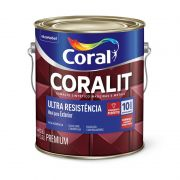 Coralit Ultra Alto Brilho Preto 3,6L