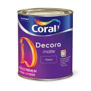 Decora Matte Fosco 0,8L Cores