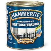 Hammerite Brilhante 0,8L Cinza