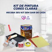 Kit Pintura Cores Claras