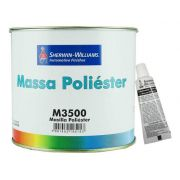 Massa Poliéster M3500 1,5Kg - Lazzuril